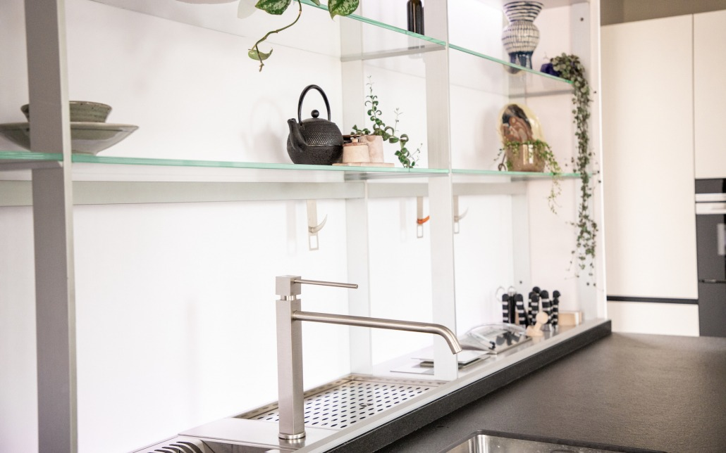 Modern Luxury Italian Kitchen in Tamboerskloof Cape Town