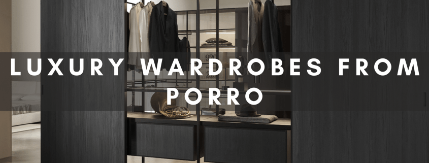 Learn More About our Luxury Wardrobes